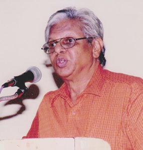 Ar. Dinesh Athalye <br><b>2006-2007</b>
