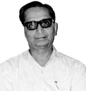 Ar. R. G. Pundlik <br><b>1983-1984</b>