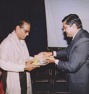 Ar. Ramesh Tepan<br><b>1993-1994</b>