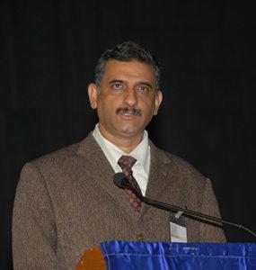 Ar. Ravi Sant<br><b>2009-2010</b>
