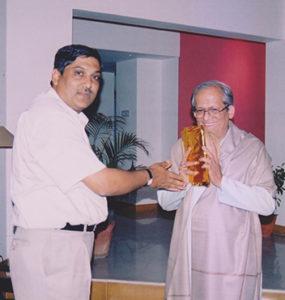 Er. S. K. Belvalkar<br><b>1990-1991</b>